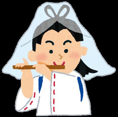 牛若丸(源義経)の肖像画イラスト
